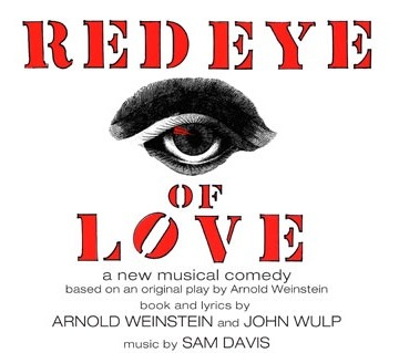red eye of love